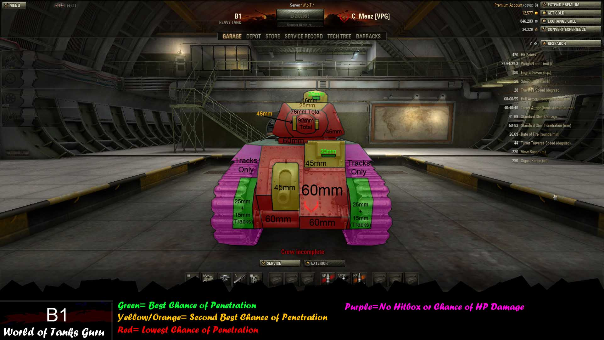 world of tanks at2 guide